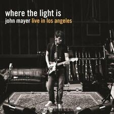 Mayer, John-Where The Light Is (4Lp Box) (4Lp) VINYL NEW