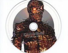CD IRON MAIDEN the wicker man LIMITED EDITION CLEAR CD EX+ 2000