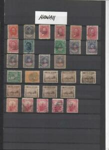 HAWAII COLLECTION USED ON PAGE