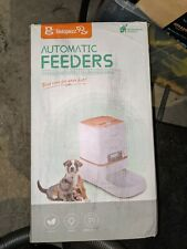 Bellopezz automatic dog feeder