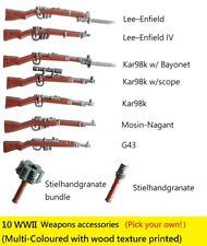 II GUERRA MONDIALE 2 Armeria ARMA FUCILE LEE ENFIELD UK British Rifle Accessorio Tedesco
