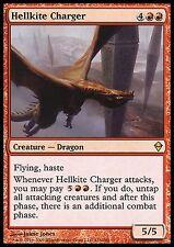 1X Hellkite Charger - LP - Zendikar MTG Magic Cards Red Rare