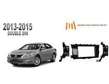 Fits Nissan Altima Sedan 2013-2014 Single DIN Harness Radio Install Dash Kit