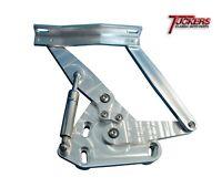 63-65 Nova Billet Aluminum Hood Hinges machined Finish Pair chevy II 2 chevrolet
