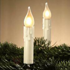 Ampoule rechange flamme incandescente NEUVE pour bougies et guirlandes de Noel