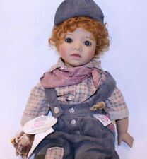 "VTG Ultra Rare Gotz Doll Made Germany 25"" Principessa Puppenfabrik 65cm Hobo NIB"