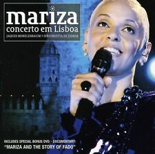 Mariza - Concerto en Lisboa [New CD] Bonus DVD