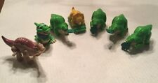 1997 Land Before Time Burger King Wind Up Toys