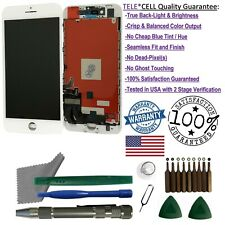 New iPhone 8 White Replacement LCD Touch Screen Digitizer Display USA Repair Kit