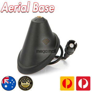 For Volkswagen Golf Bora Passat Polo Beetle AM/FM Aerial Roof Mast Antenna Base