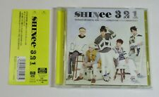 SHINee 321 Regular ver. JAPAN CD