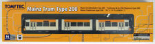 Tomytec 291589 World Railway Collection Mainz Tram Type 200 (N scale)