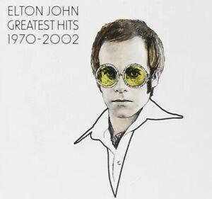Elton John: Greatest Hits 1970-2002  3cd Album Limited Edition Digipack. New