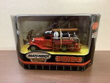 matchbox collectibles 92581 Ford AA Fire Engine 1932