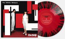 THE WHITE STRIPES DE STIJL RED BLACK SPLATTER VINYL ME PLEASE LP NEW MINT SEALED