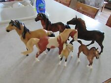 Lot of 6 Breyer Horses (Spirit Collection Included)