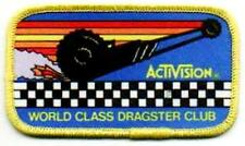 Activision Dragster Club Patch FREE SHIPPING to US addresses