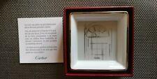 Coupelle/vide poche en porcelaine Cartier