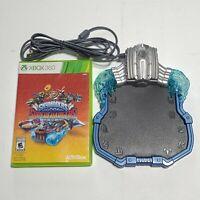 Skylanders Superchargers Xbox 360 bundle Game portal No Manual. Online Interact