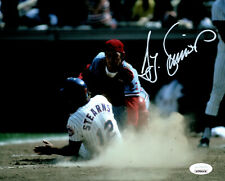 St Louis Cardinals Catcher Ted Simmons Signed 8x10 Photo #4 Auto - 2020 Hof Jsa
