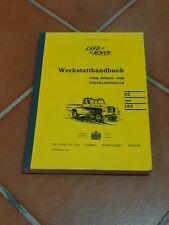 Landrover 88 / 109 Reparaturanleitung vollständige Kopie Gebunden deutsch