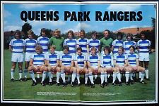 FOOTBALL TEAM PICTURE QUEENS PARK RANGERS SHOOT