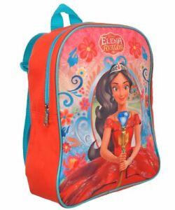 "Disney Elena Avalor 12"" Backpack A10266"