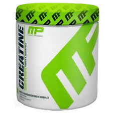 MusclePharm CREATINE Muscle Pharm 300g 60 Servings UNFLAVORED