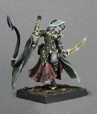 Elsabeth Necropolis Captain Reaper Miniatures Warlord Vampire Undead Ranger Bard