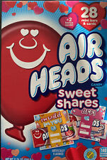 Airheads Sweet Shares candy 28 Ct