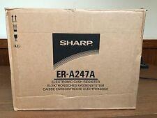 Sharp ER-A247A Cash Register  NEW