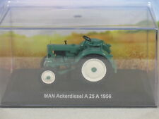 TRACTORS,history,people,car No. 75 MAN Ackerdiesel A25 A 1956