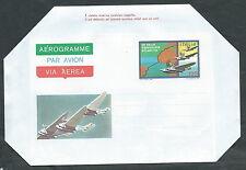 1980 ITALIA AEROGRAMMA TRASVOLATA ATLANTICA - P