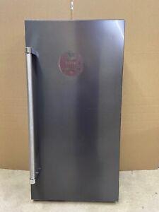 OEM Genuine KitchenAid Refrigerator Black Stainless Door W10815686, W10634619
