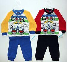 Baby 2er.Set Jungen Jogginganzug.3D.Jacke+Hose.Baumwolle.Gr:74;80;86(9-18 Monat)