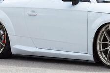 Cup Seitenschweller Schweller Schwert Sideskirts ABS für Audi TT 8S S-Line