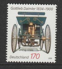 Allemagne 2009 gottlieb wilhelm daimler sg 3590 neuf sans charnière