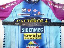 8b36b1b44 Men s Sz. XL (~5) Vini Caldirola Santini Team Cycling Jersey 1