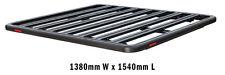 VW Amarok D/Cab Yakima LNL Platform Roof Rack 100kgs Loading rate 1540x1380mm