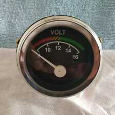 Universal Voltmeter UNIVO01 Suitable For All Brands With Chrome Bezel