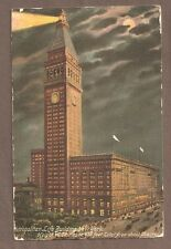 Vintage Postcard 1910 Metropolitan Life Building New York City