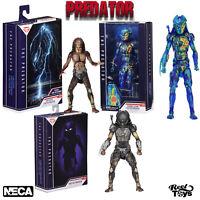 "Neca Predator 2018 Ultimate Fugitive Predator 7"" Lab Escape Thermal New Official"