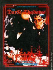 Dark Shadows Files Magazine The Terror Begins by Edward Gross 1986