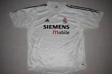 Adidas Real Madrid Trikot Jersey Camiseta Maglia Maillot T-Shirt 04/05   2XL XXL