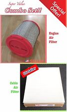 ENGINE&CABIN AIR FILTER FOR JEEP COMPASS PATRIOT DODGE CALIBER Fast Ship!!!