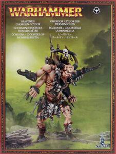 Beasts of Chaos Cygor Ghorgon Warhammer Age of Sigmar Beastmen