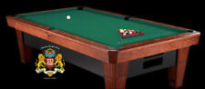 Simonis 860 7 ft Pool Table Cloth Felt with Matching Chalk - Green