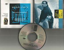 WILL TO POWER Boogie Nights w/ RARE REMIX PROMO Radio DJ CD single 1990 MINT