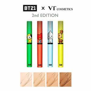 BT21 x VT cosmetics Art In Stick Concealer 4 Shades Creamy Type Stick Concealer