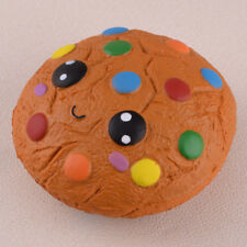 Jumbo Slow Rising Chocolate Toy Stress Relief Cookie Cream Scented